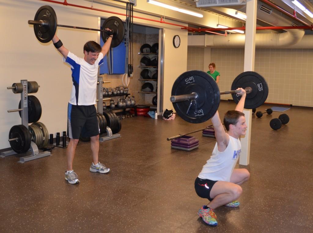 MP CrossFit Tulsa 062012