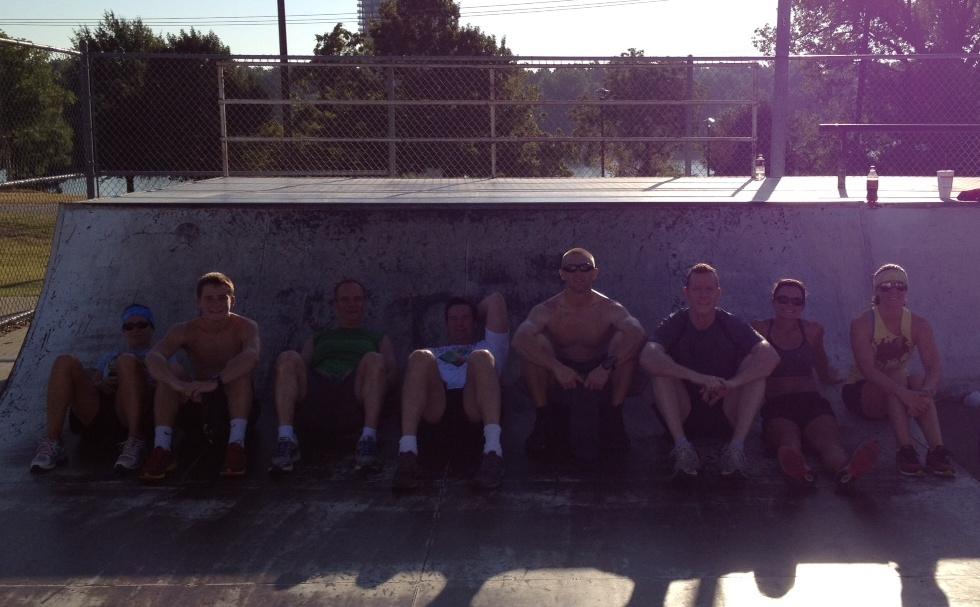 MP CrossFit Tulsa 072312