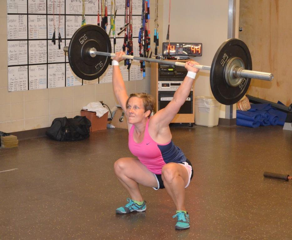 MP CrossFit Tulsa 082212