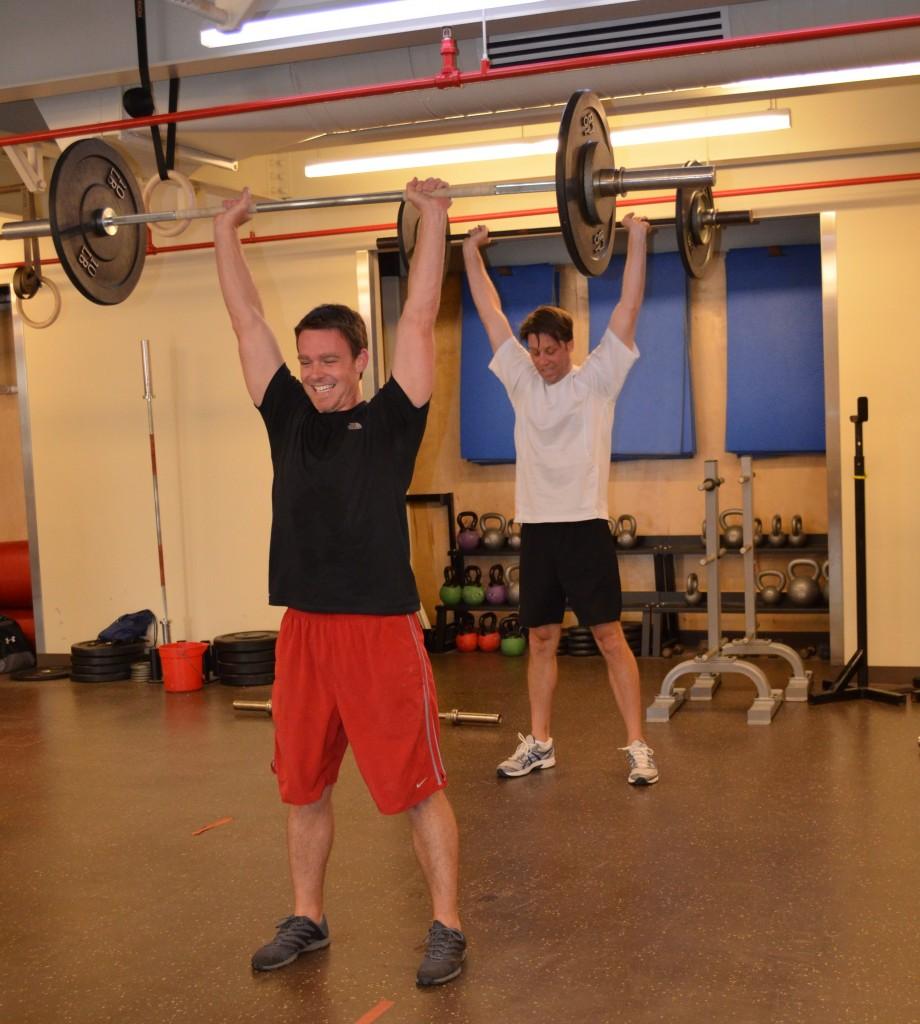 MP CrossFit Tulsa 100512
