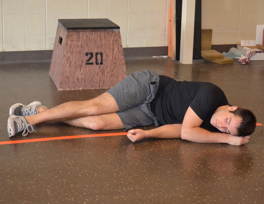 MP CrossFit Tulsa 010313
