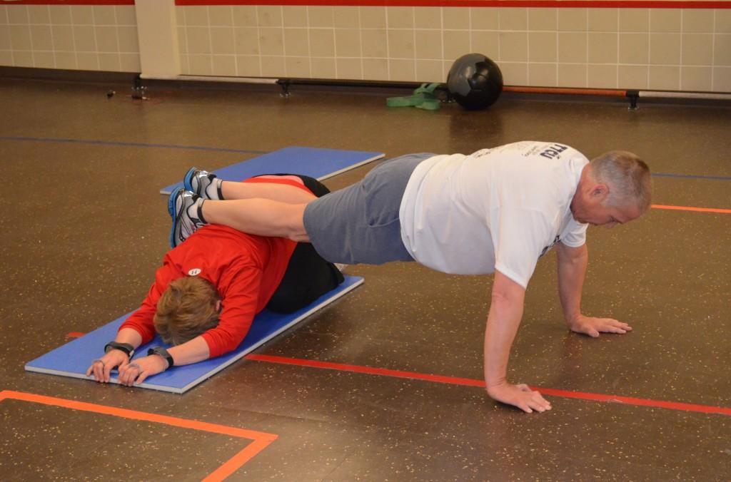 MP CrossFit Tulsa 071113