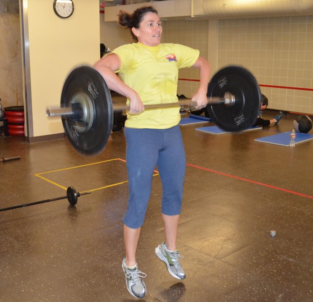 MP CrossFit Tulsa 071313