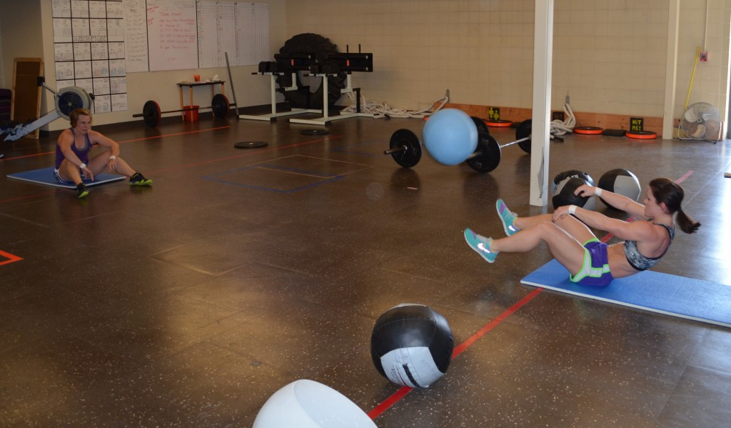 MP CrossFit Tulsa 072613