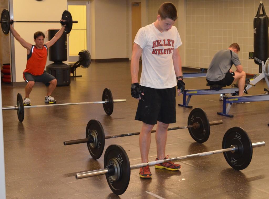 MP CrossFit Tulsa 080213