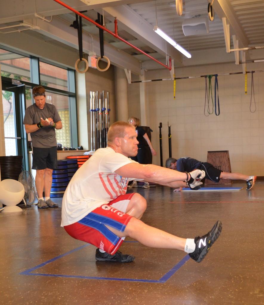 MP CrossFit Tulsa 080913