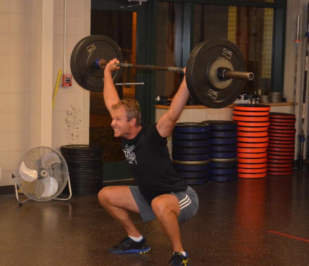 MP CrossFit Tulsa 081413