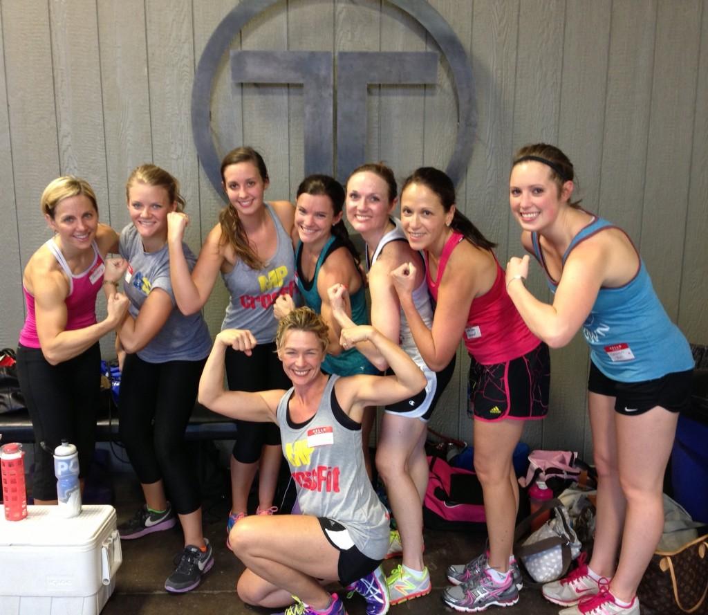 MP CrossFit Tulsa 081613