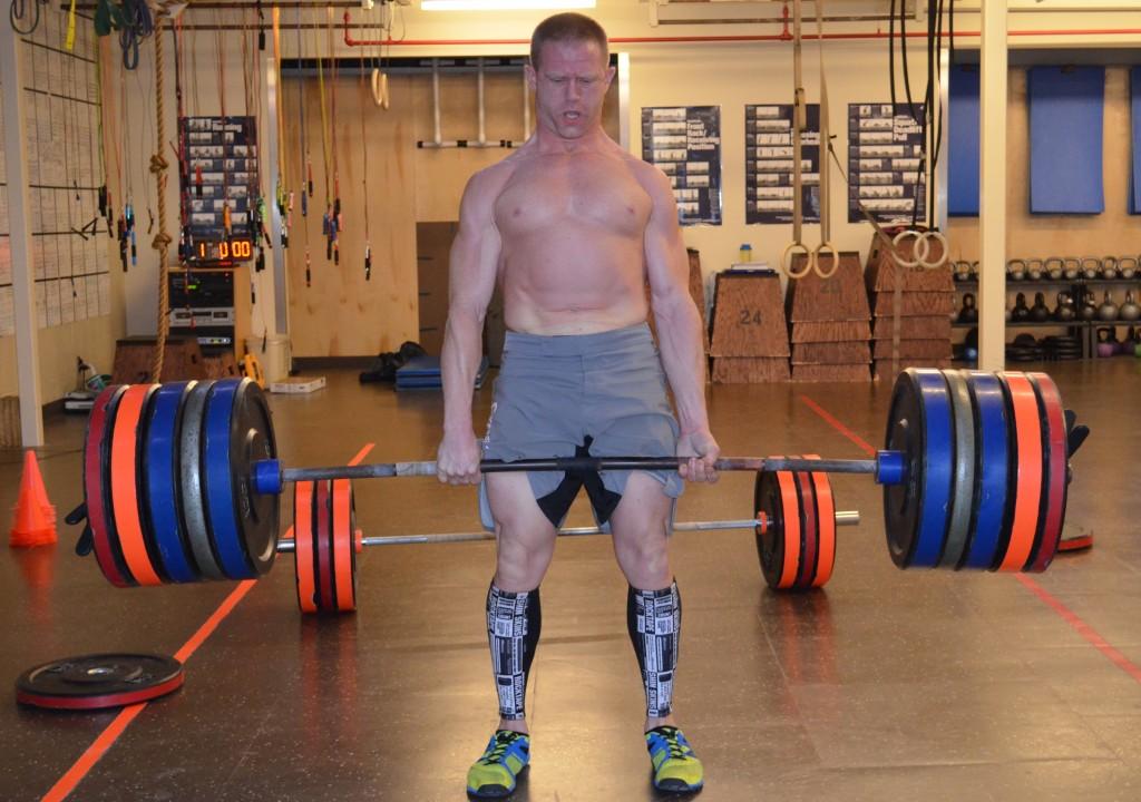 MP CrossFit Tulsa 082113
