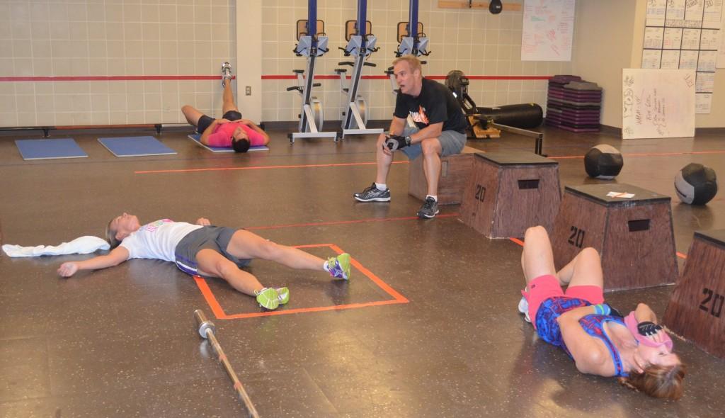 MP CrossFit Tulsa 082213