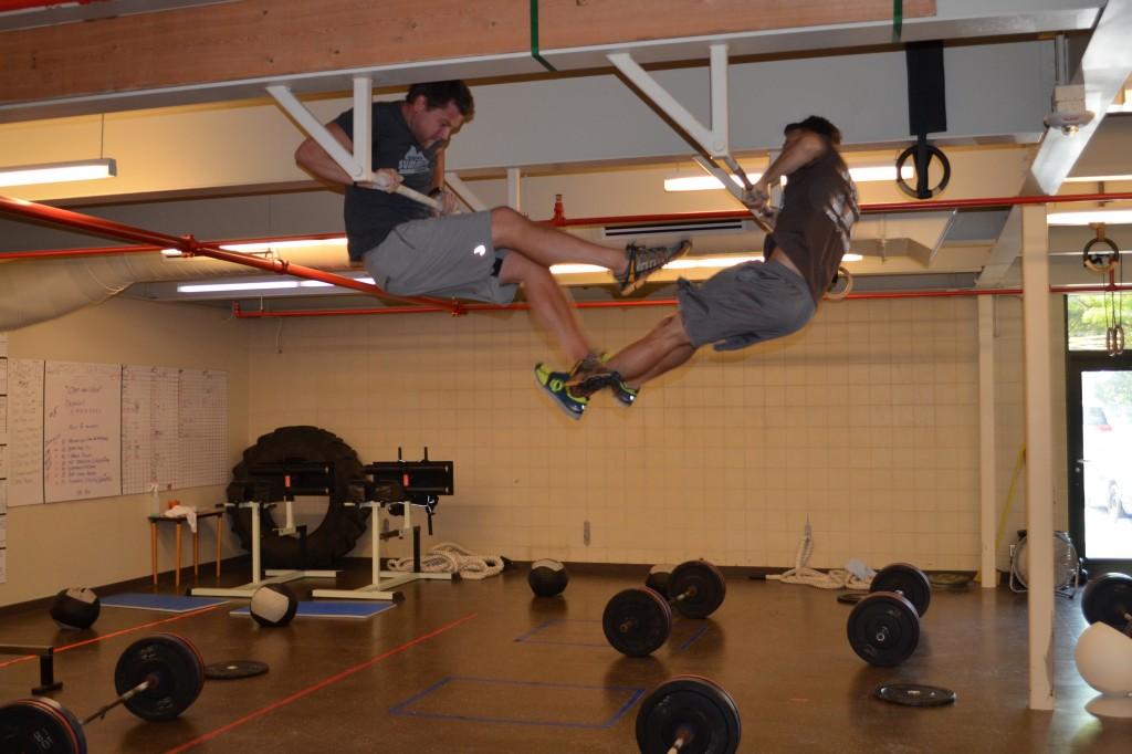 MP CrossFit Tulsa 082313