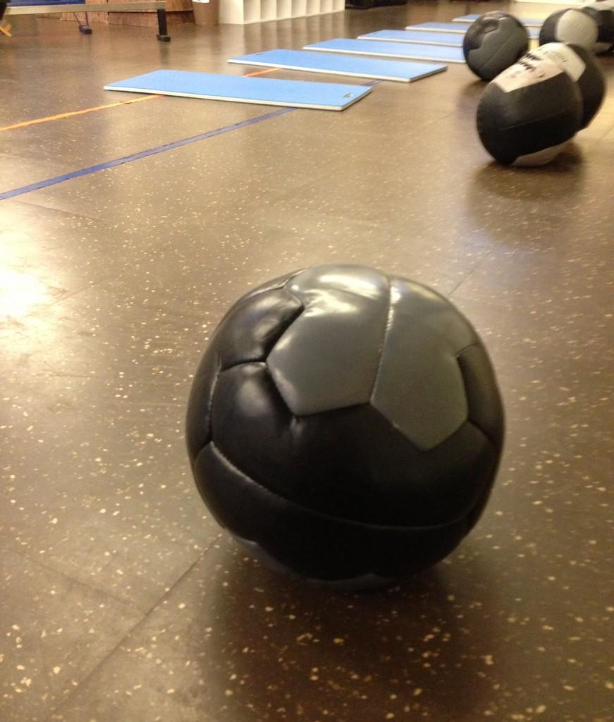 MP CrossFit Tulsa 081013