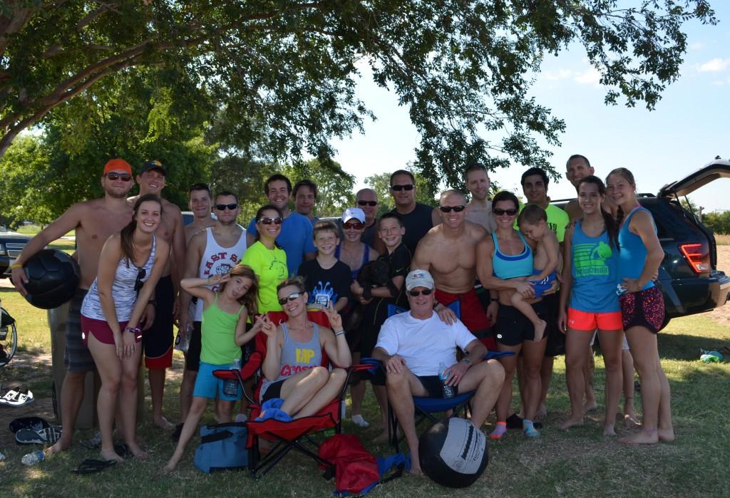 MP CrossFit Tulsa 090513