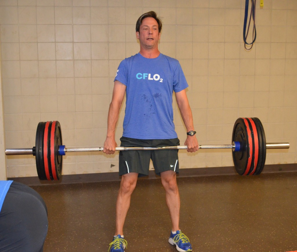 MP CrossFit Tulsa 090913