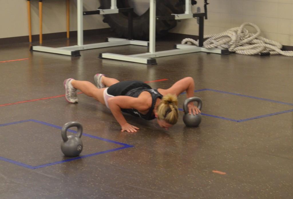 MP CrossFit Tulsa 091013
