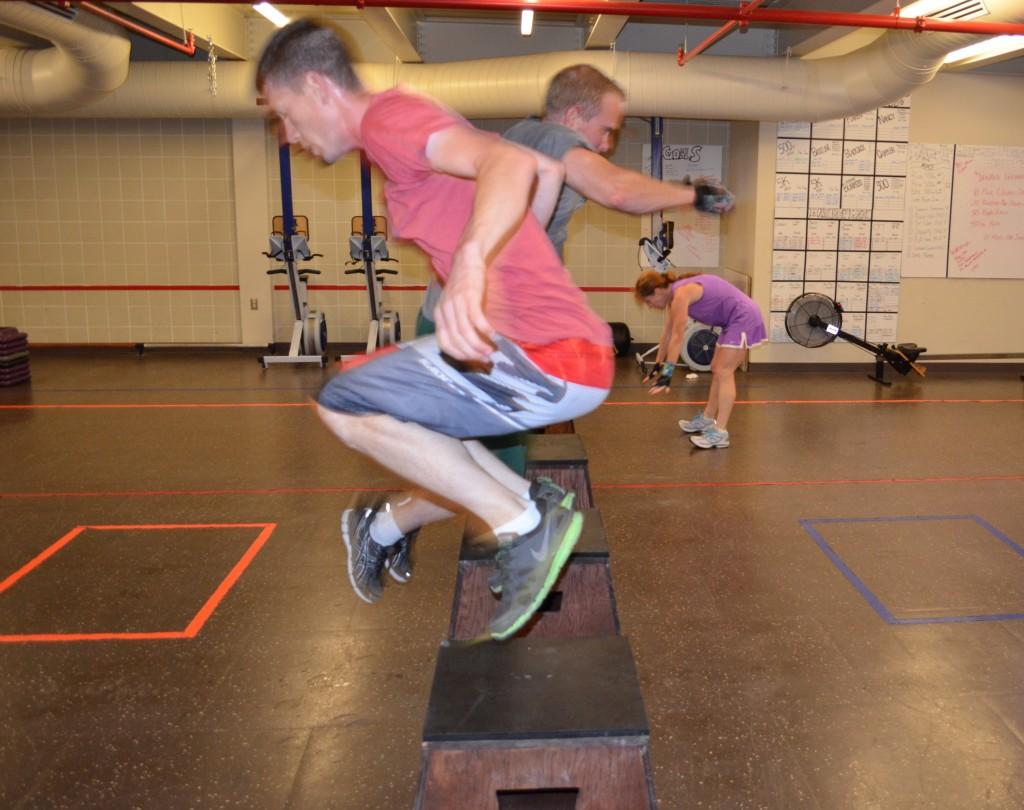 MP CrossFit Tulsa 091613