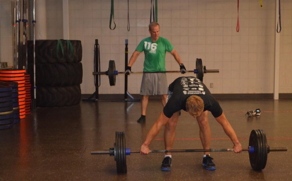 MP CrossFit Tulsa 092113