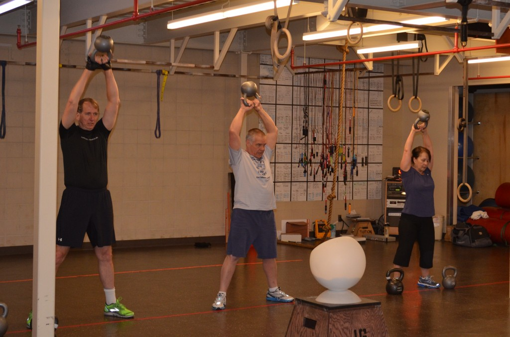MP CrossFit Tulsa 092513