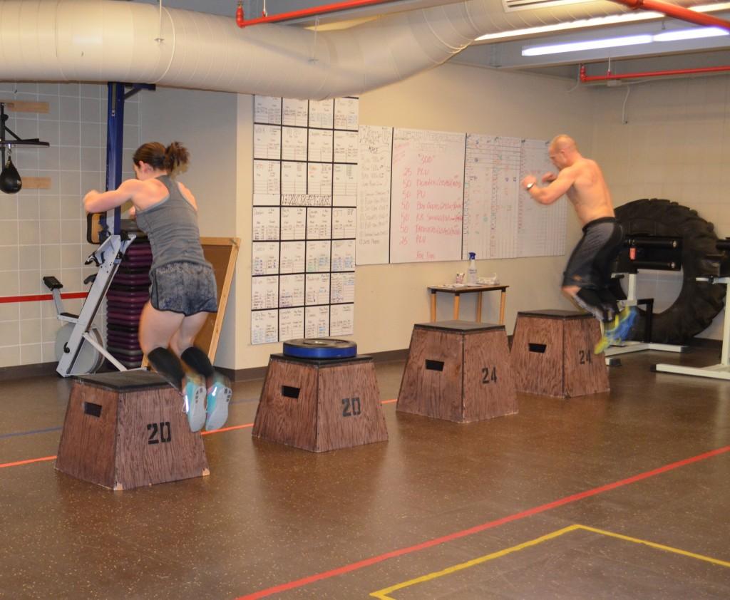 MP CrossFit Tulsa 092813