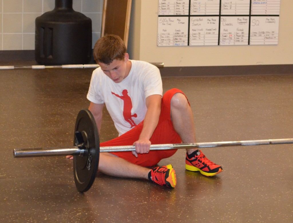MP CrossFit Tulsa 100513