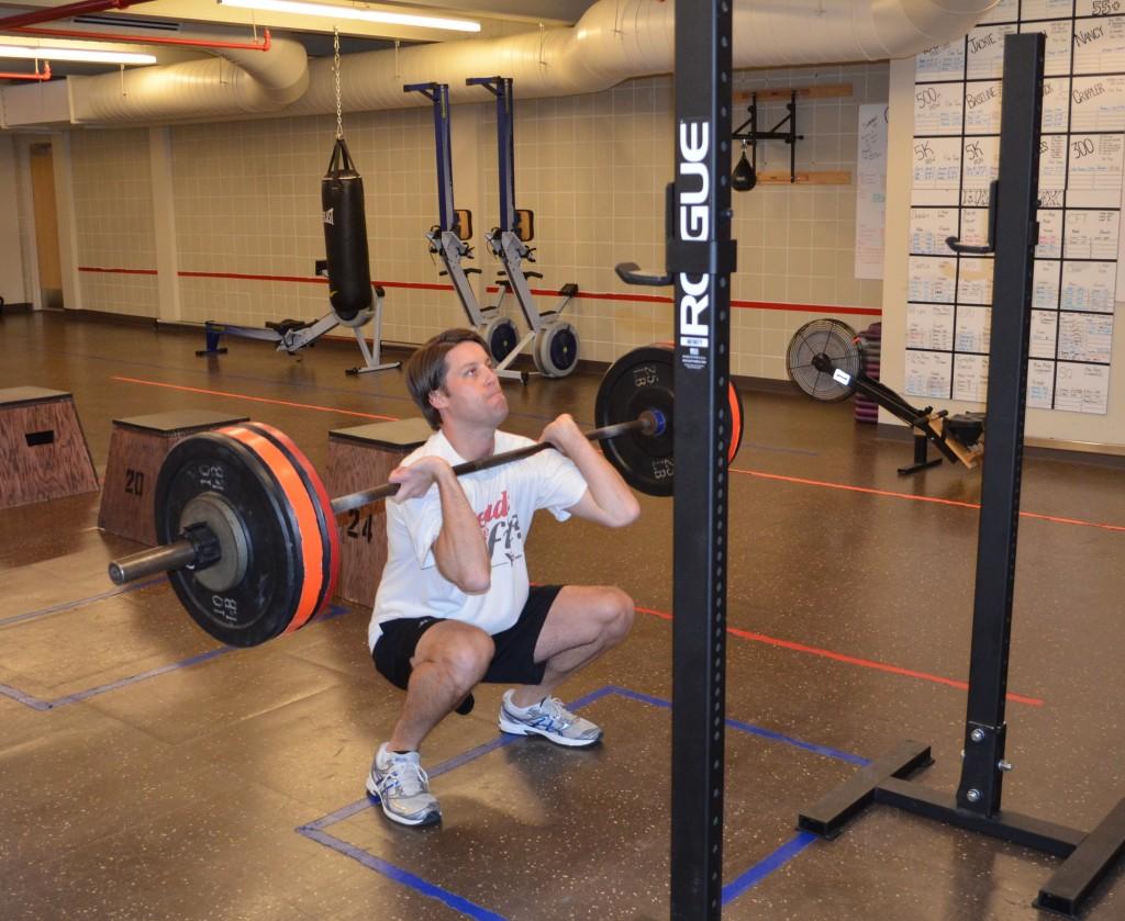MP CrossFit Tulsa 101113