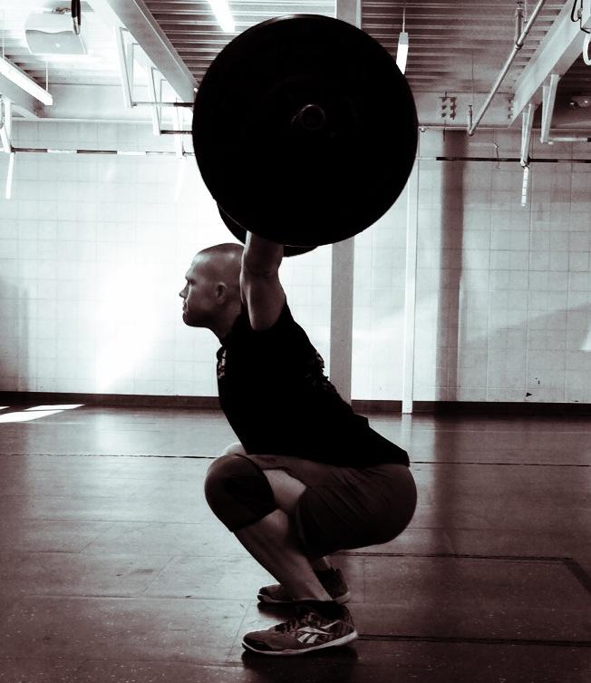 MP CrossFit Tulsa 101713
