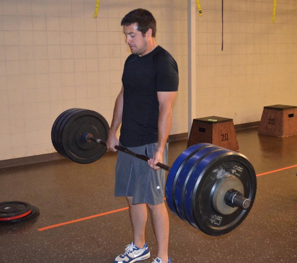 MP CrossFit Tulsa 102213
