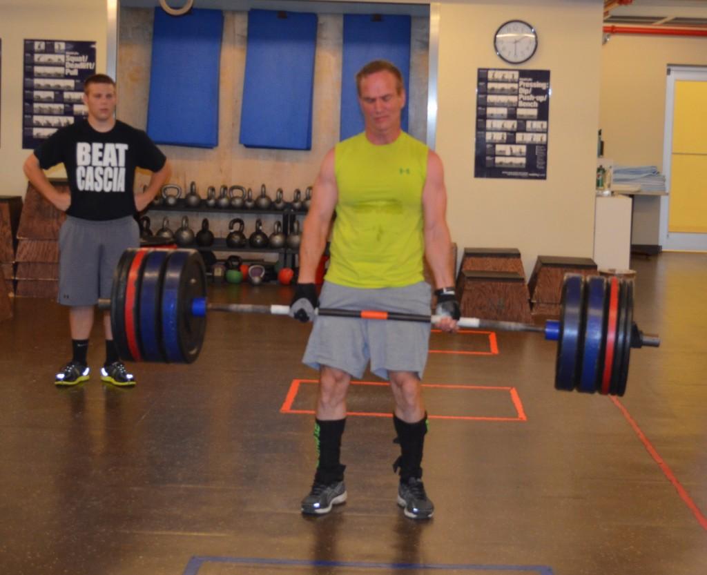 MP CrossFit Tulsa 102613