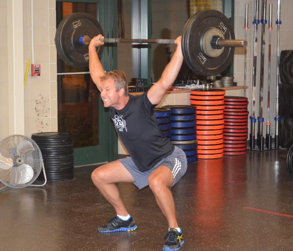 MP CrossFit Tulsa 110213