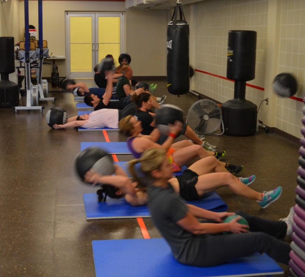 MP CrossFit Tulsa 110613