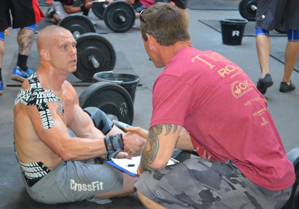 MP CrossFit Tulsa 110813