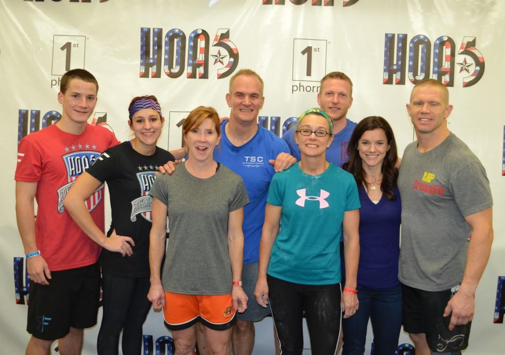 MP CrossFit Tulsa 111113