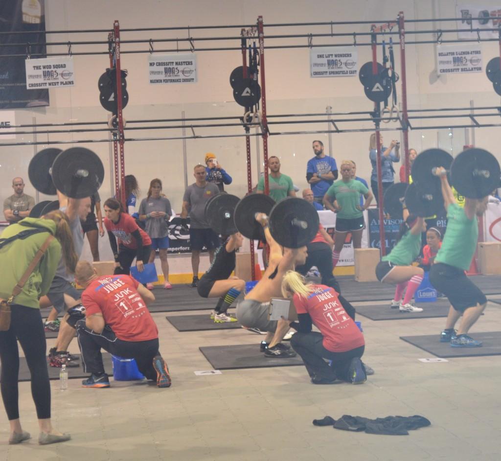 MP CrossFit Tulsa 111413