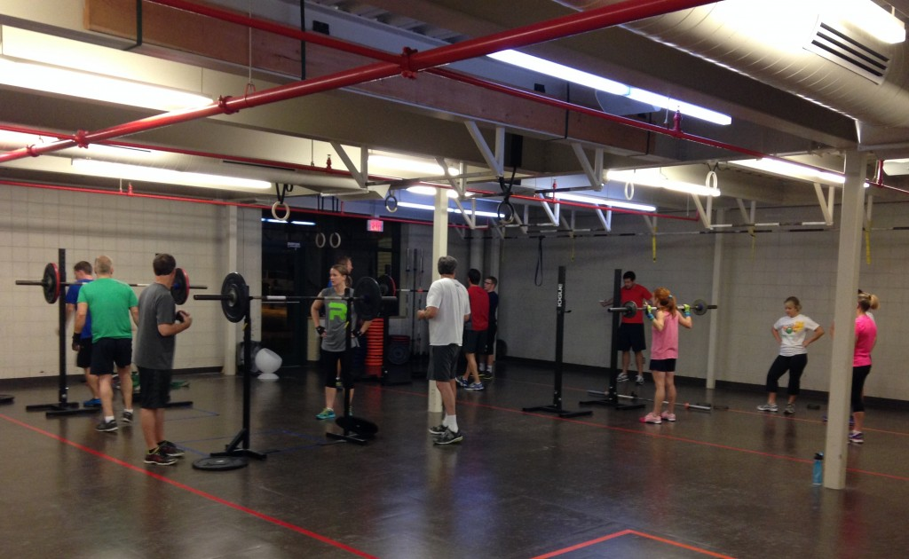 MP CrossFit Tulsa 111613