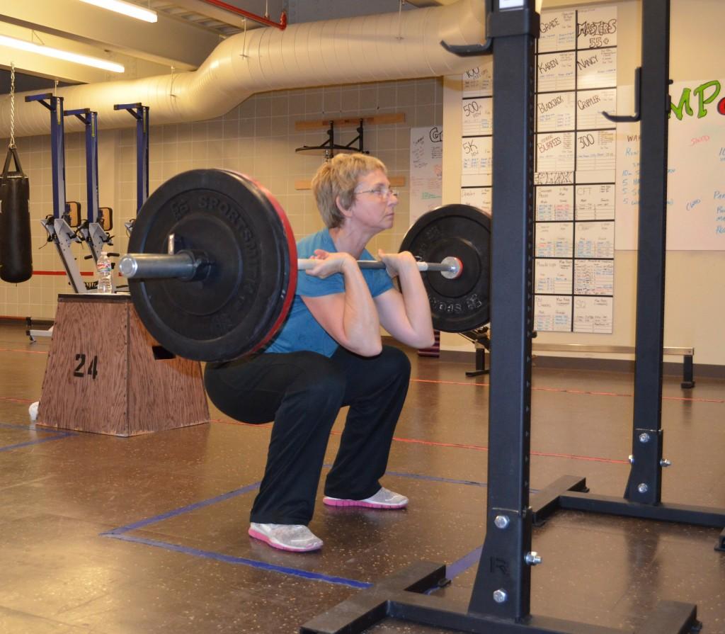 MP CrossFit Tulsa 112013