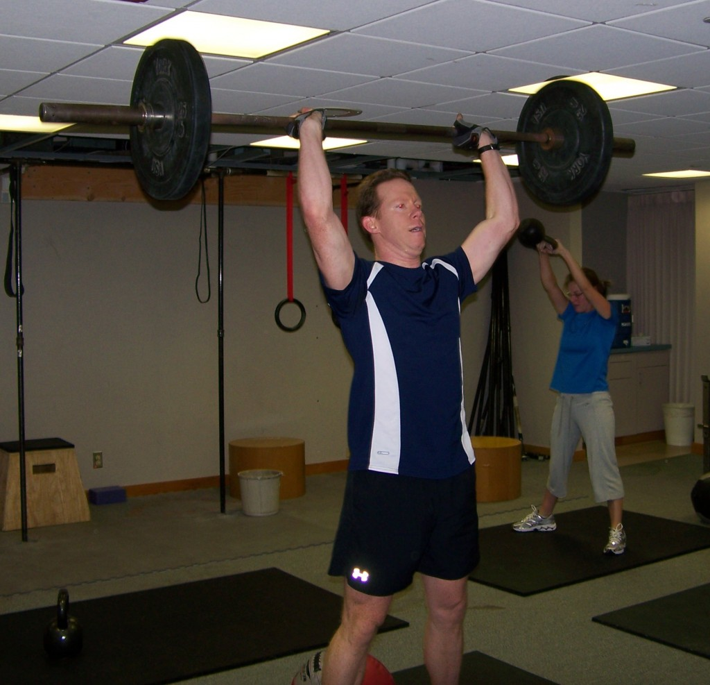 MP CrossFit Tulsa 112213