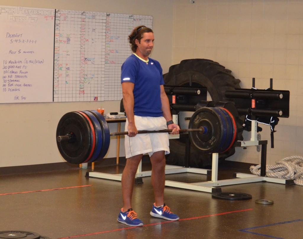 MP CrossFit Tulsa 112513