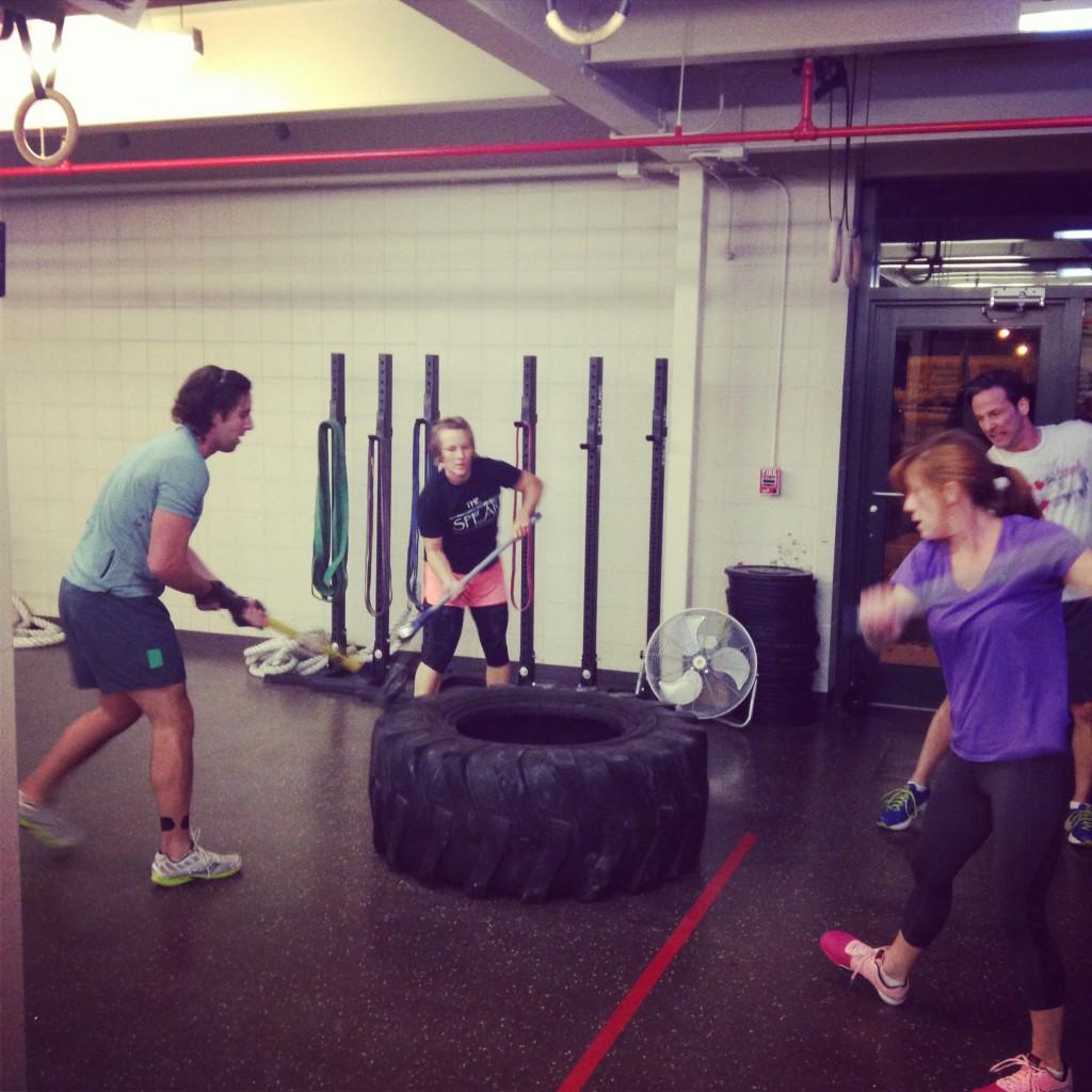 MP CrossFit Tulsa 112913
