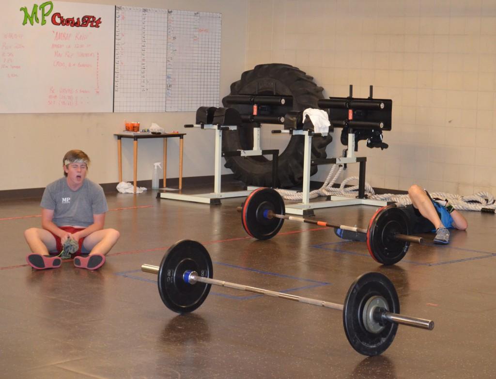 MP CrossFit Tulsa 121313