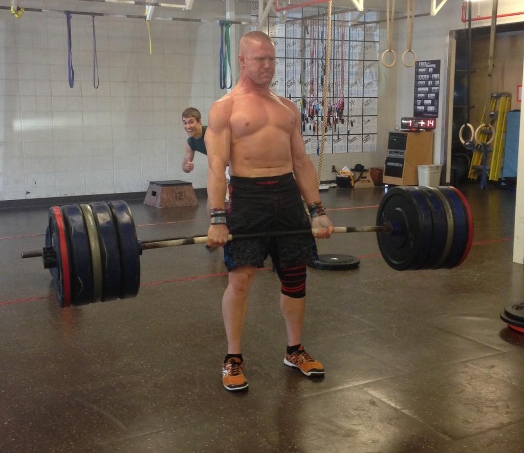MP CrossFit Tulsa 121613