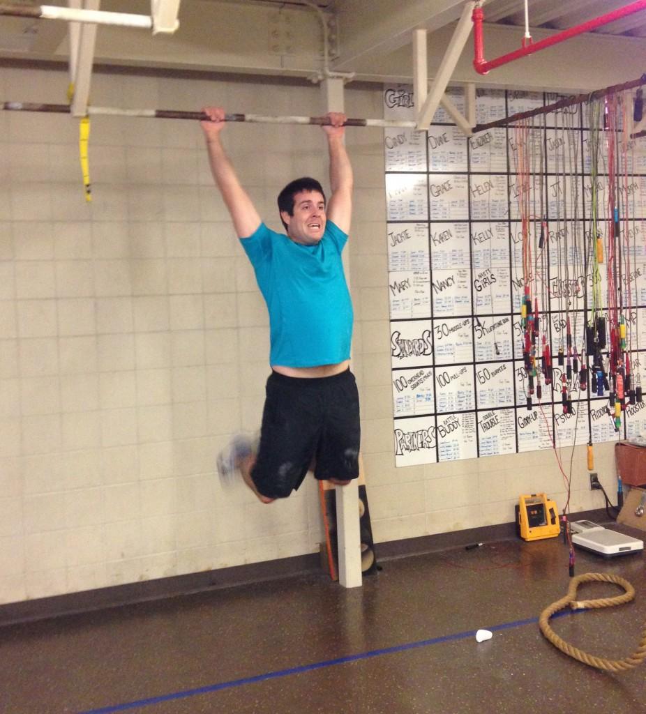 MP CrossFit Tulsa 121713