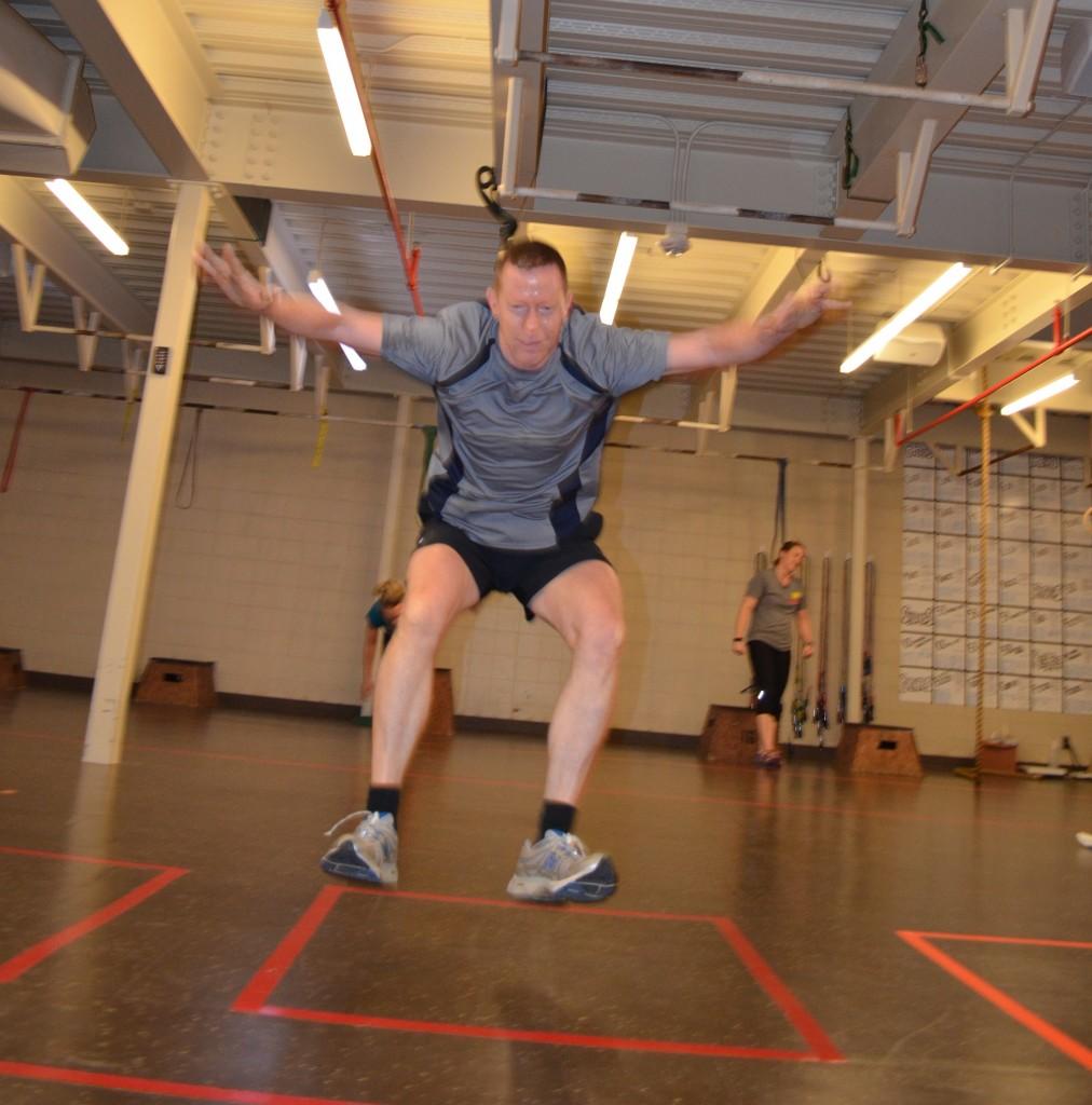 MP CrossFit Tulsa 122013