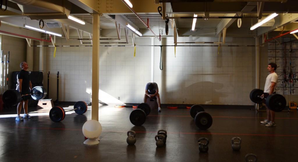 MP CrossFit Tulsa 122313