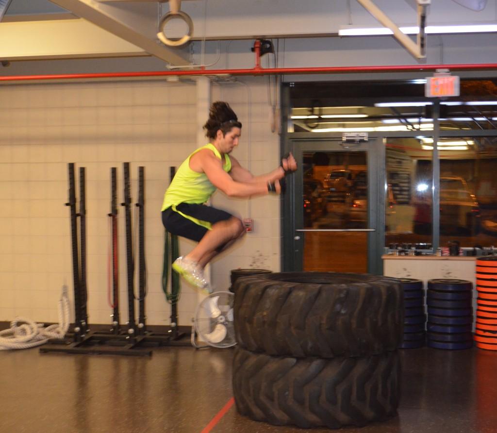 MP CrossFit Tulsa 122713