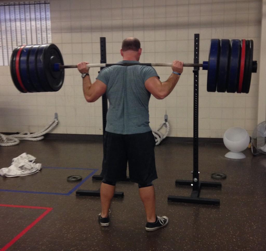 MP CrossFit Tulsa 010414