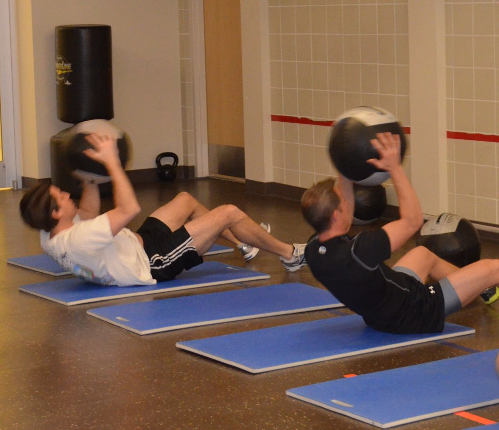 MP CrossFit Tulsa 011414