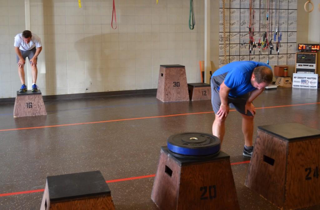 MP CrossFit Tulsa 011814