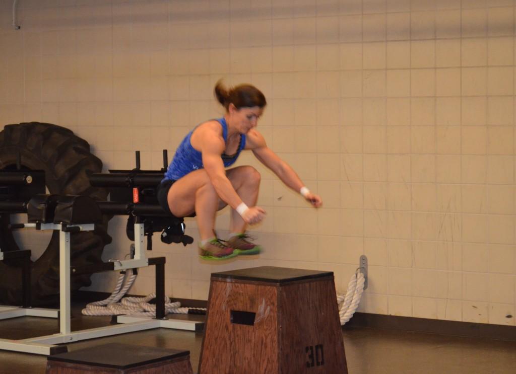 MP CrossFit Tulsa 012114