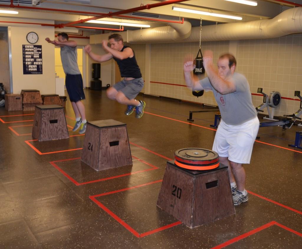 MP CrossFit Tulsa 012714