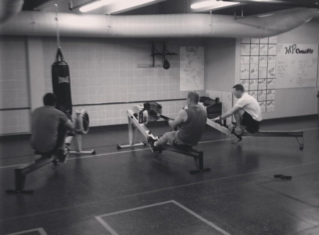 MP CrossFit Tulsa 012814
